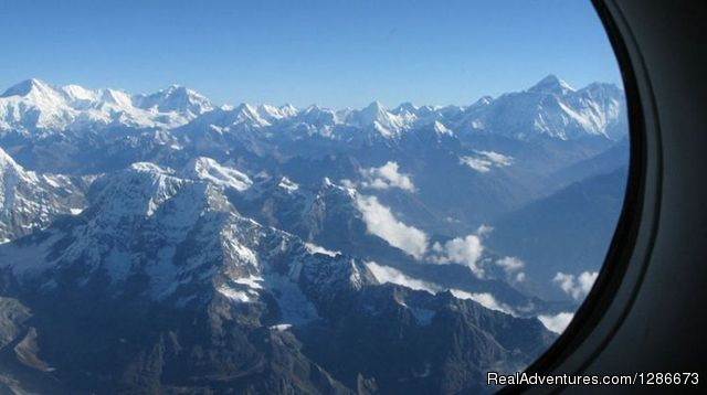 Everest Mountain tour Kathmandu, Nepal Scenic Flights