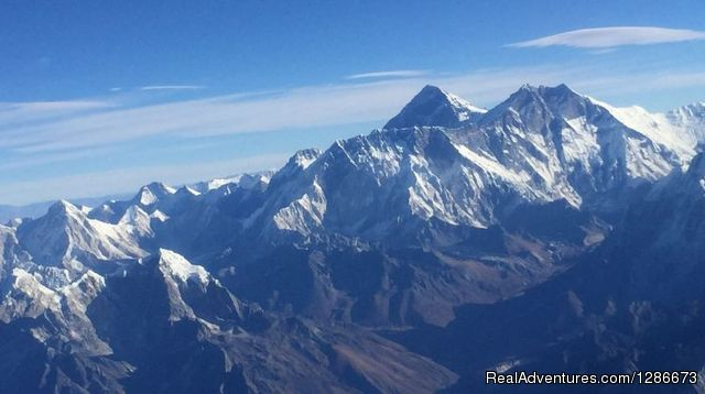 The Everest region