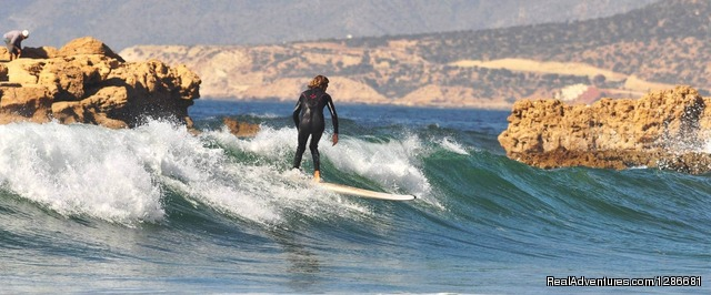 Surf Camp & Surf School Surf Discovey Morocco