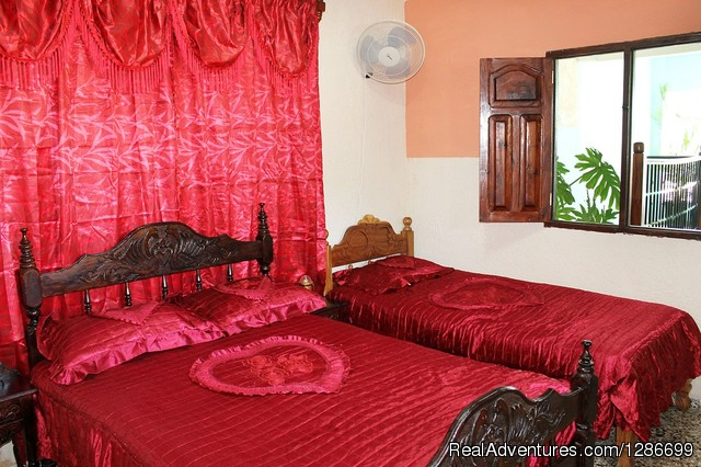 Hostal Los Mendoza Trinidad, Cuba Bed & Breakfasts