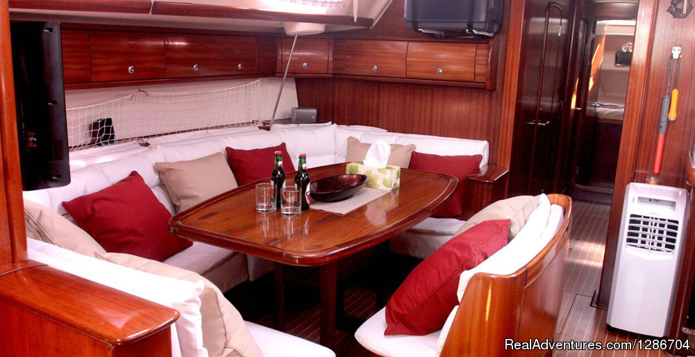 List of features Angel 1 | Image #6/7 | Indonesia liveaboard - Angel 1