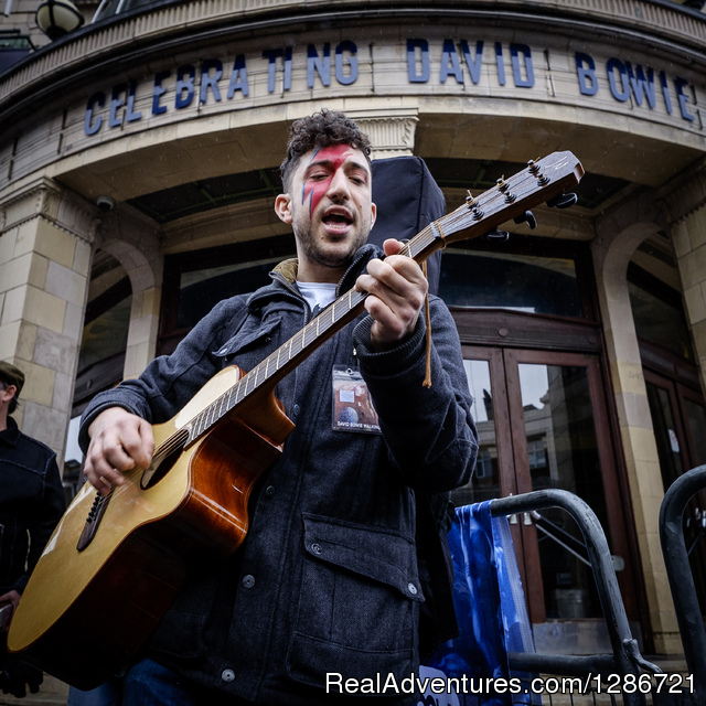 London's Original David Bowie Musical Walking Tour London, United Kingdom Sight-Seeing Tours