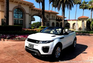 Los Angeles city tour in a luxury convertible Los Angeles, California Sight-Seeing Tours