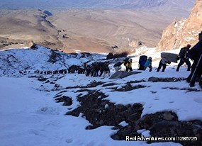 6-Day Mt Kilimanjaro -Marangu Route
