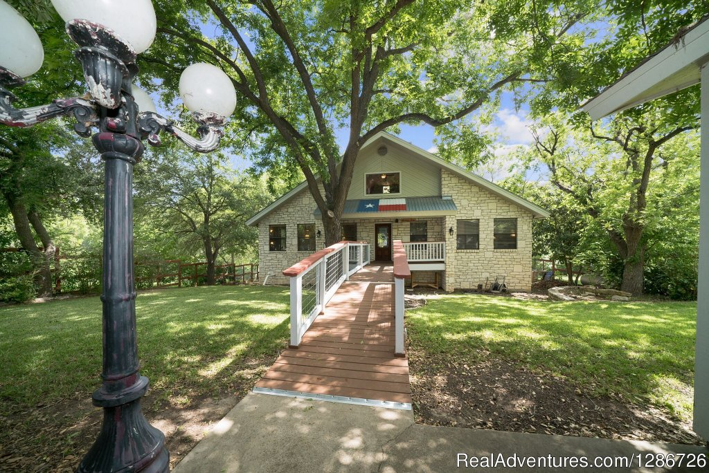 Braun Rio on the Guadalupe River New Braunfels, Texas  Vacation Rentals