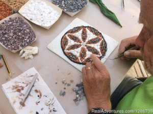 One Day Mosaic Workshop Sparta, Greece Artisan & Trade Workshops
