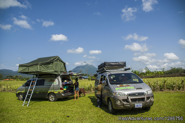 Pura Van Campervan Rental... Drive your Adventure