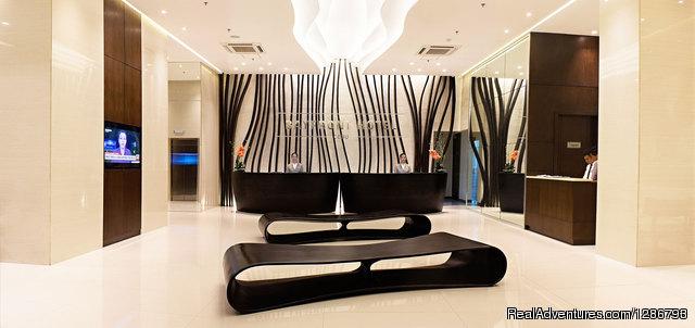 Bayfront Hotel Cebu in Cebu City, Philippines