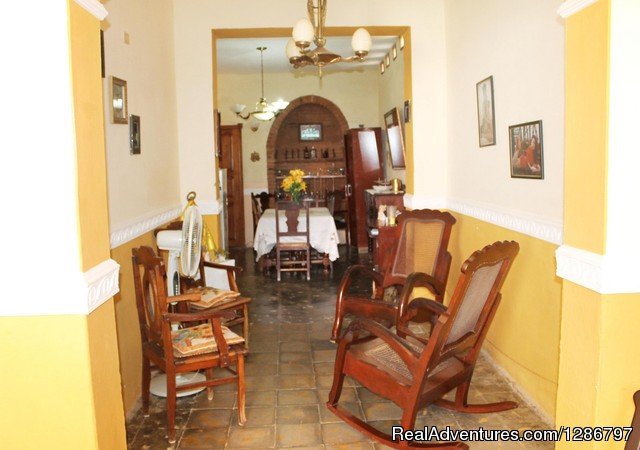 Hostal Nairobi Trinidad, Cuba Bed & Breakfasts