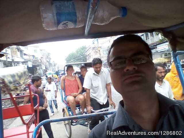 Old Delhi Bike tours Delhi-India, India Sight-Seeing Tours