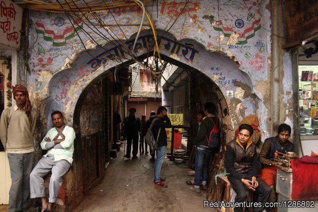 Old Delhi Bike tours