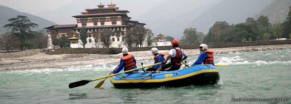White water rafting | Image #2/10 | Explore the Hidden Kingdom of Asia, Bhutan