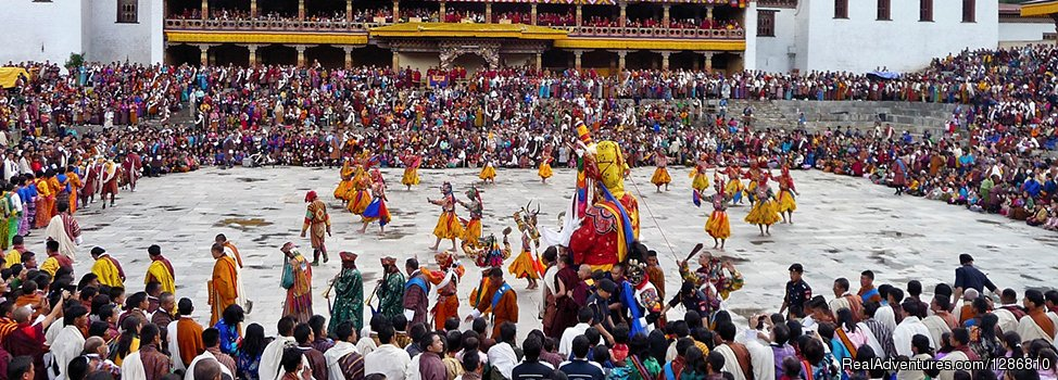 Festivals in Bhutan | Image #5/10 | Explore the Hidden Kingdom of Asia, Bhutan