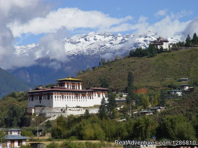 Paro Dzong | Image #6/10 | Explore the Hidden Kingdom of Asia, Bhutan