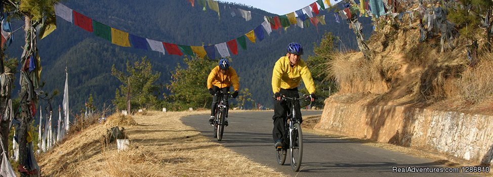 Mountain biking | Image #8/10 | Explore the Hidden Kingdom of Asia, Bhutan