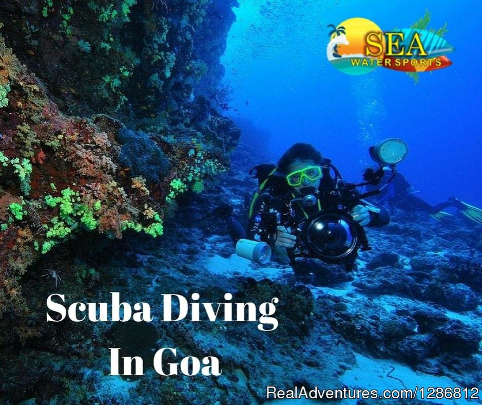 Scuba Diving in Goa is one of the most explored water activities in Goa. You can dig underwater marine life in the best way by exploring Scuba Diving. It is the best activity to undergo if you want to feel close to mother nature.