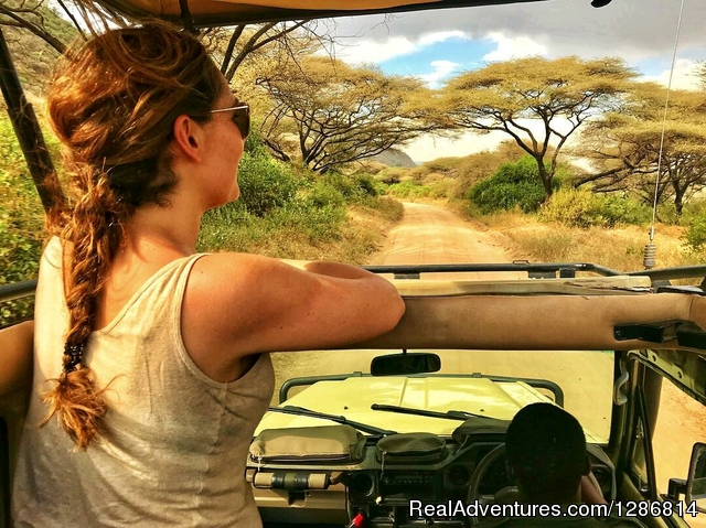 3 Days 2 Nights Tanzania Safari