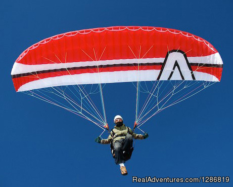 Ba Vi Jungle Trek & Paragliding for 2 days Paragliding Hanoi, Viet Nam