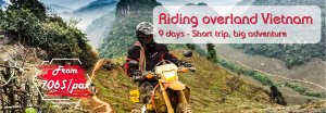 Motorcycling North Loop Vietnam Motorcycle Tours Abbeville, Viet Nam
