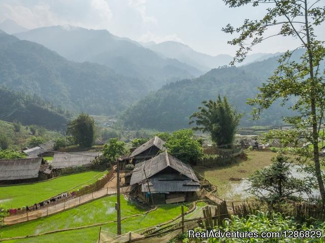 Trek Sapa - The Long Trail