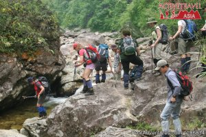 Climbing Mt.Fansipan Sapa with Hoang Lien National Sapa, Viet Nam Hiking & Trekking