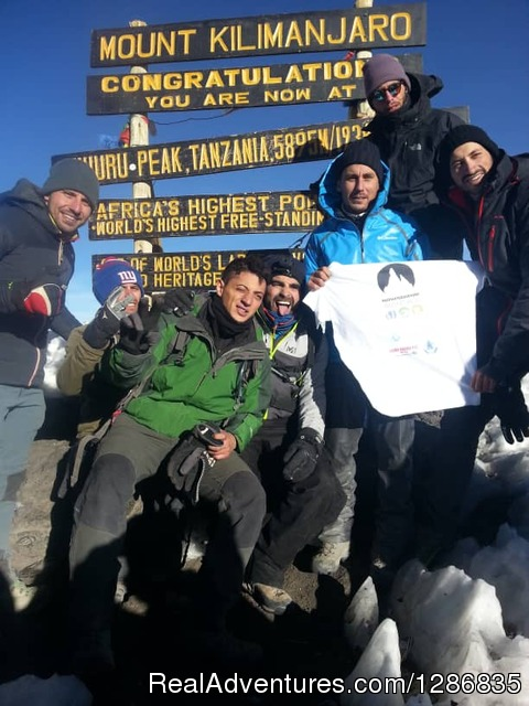Zicasso expeditions in Kilimanjaro trekking