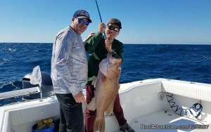 Exciting Fishing Charters with Anglers Envy Cape Canaveral, Florida Fishing Trips