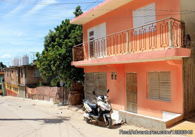 Hostal Rosa y Yimi, independent house in Trinidad Trinidad, Cuba Bed & Breakfasts