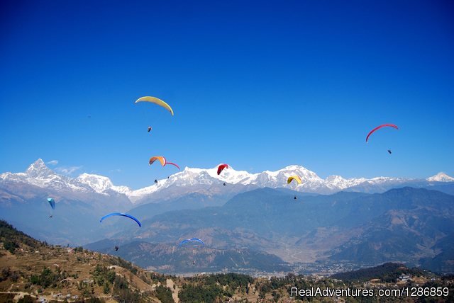 Hanoi to Halong Paragliding Short Adventure - 3D2N