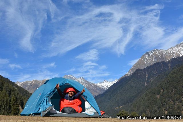 Best Trekking & Camping Packages Kangra, India Bed & Breakfasts