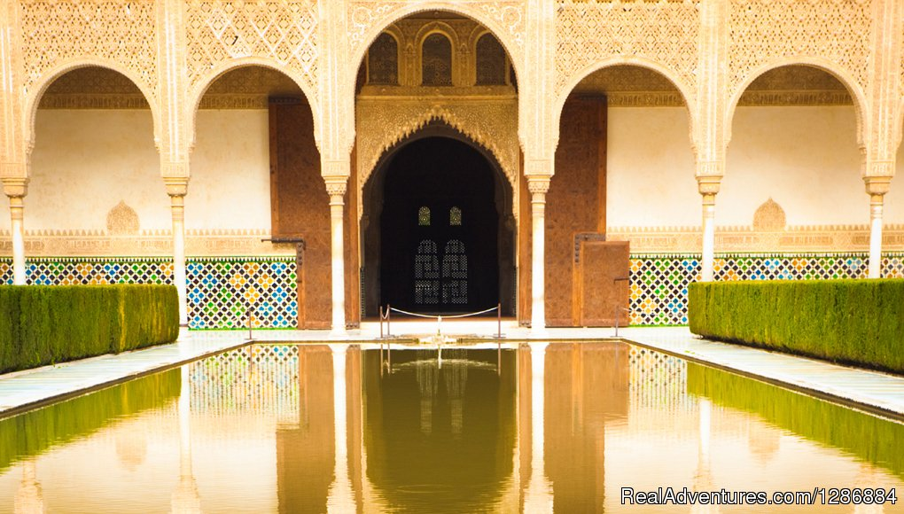 Alhambra fountain | Image #2/2 | Alhambra guided tour