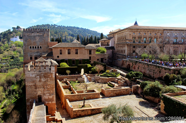 Alhambra guided tour Granada, Spain Sight-Seeing Tours