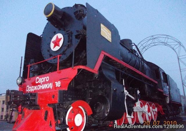 Transsiberian Railway Tour.