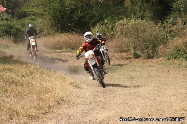- Motorcycle in Tanzania - 9 days