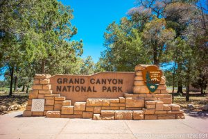 Grand Canyon National Park South Rim Tour Bus Las Vegas, Nevada Sight-Seeing Tours