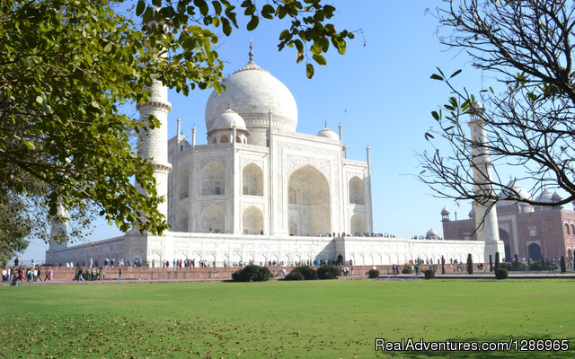 Same Day Taj Mahal Tour From Delhi Agra, India Sight-Seeing Tours