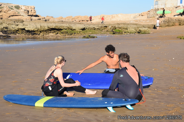 Tiziri Surf Maroc - The Best Surf Experience Ever