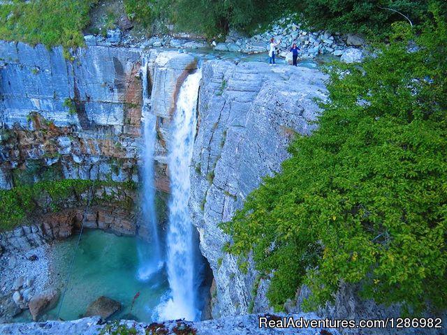 Martvili Canyon and Waterfall Day Trip from Kutais