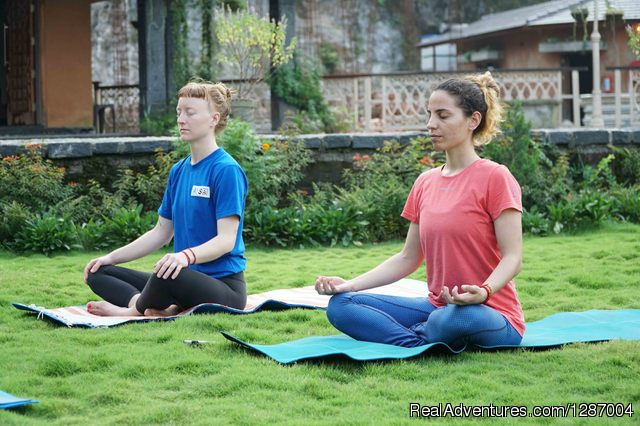 200 Hour Yoga TTC In Rishikesh India Hotels & Resorts Dehra Dun, India