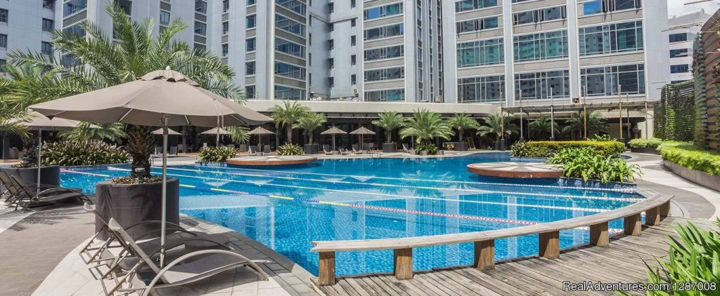The Alpha Suites luxury serviced apartments in Makati City, Metro Manila, Philippines is unbeatable in value, amenities, perks, convenience, space, and location.