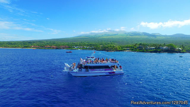 Molokini Snorkeling Tours With Pride Of Maui