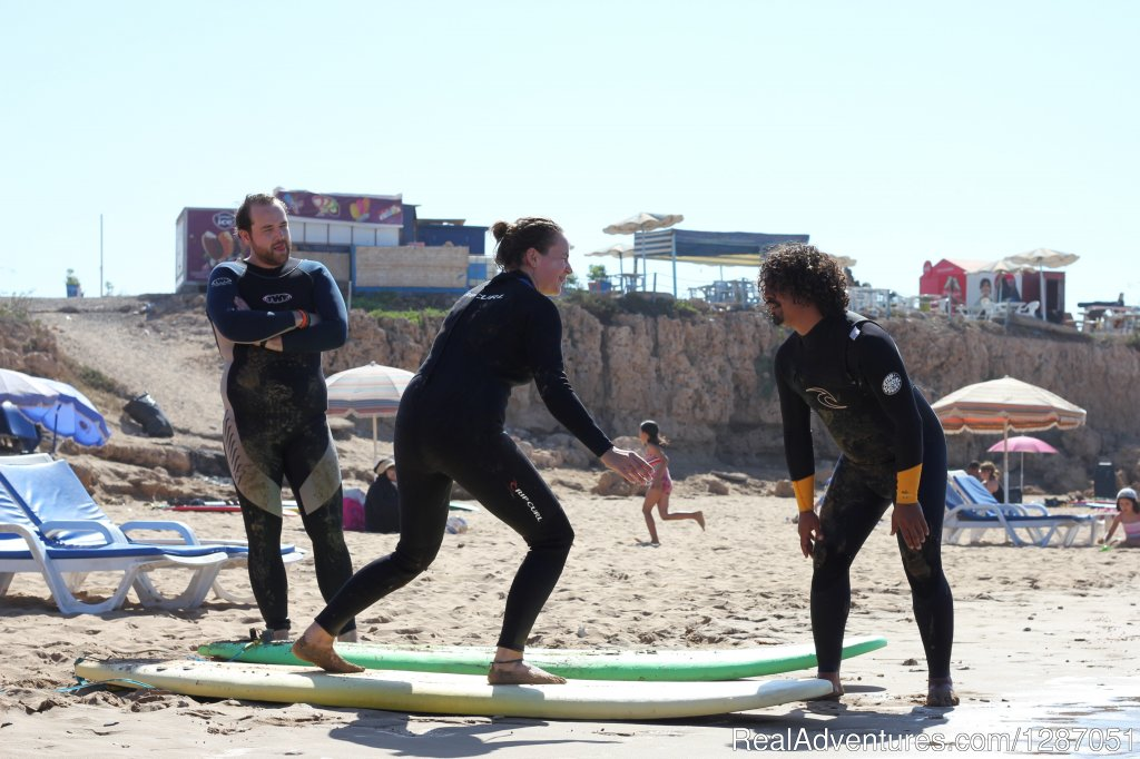 Surf Lessons with Local Surf Maroc | Image #5/9 | Local Surf Maroc - Surf, Yoga, Fitness Holidays