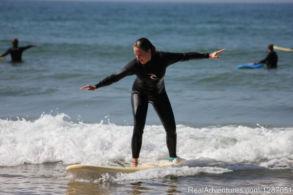Surf Lessons with Local Surf Maroc | Image #7/9 | Local Surf Maroc - Surf, Yoga, Fitness Holidays