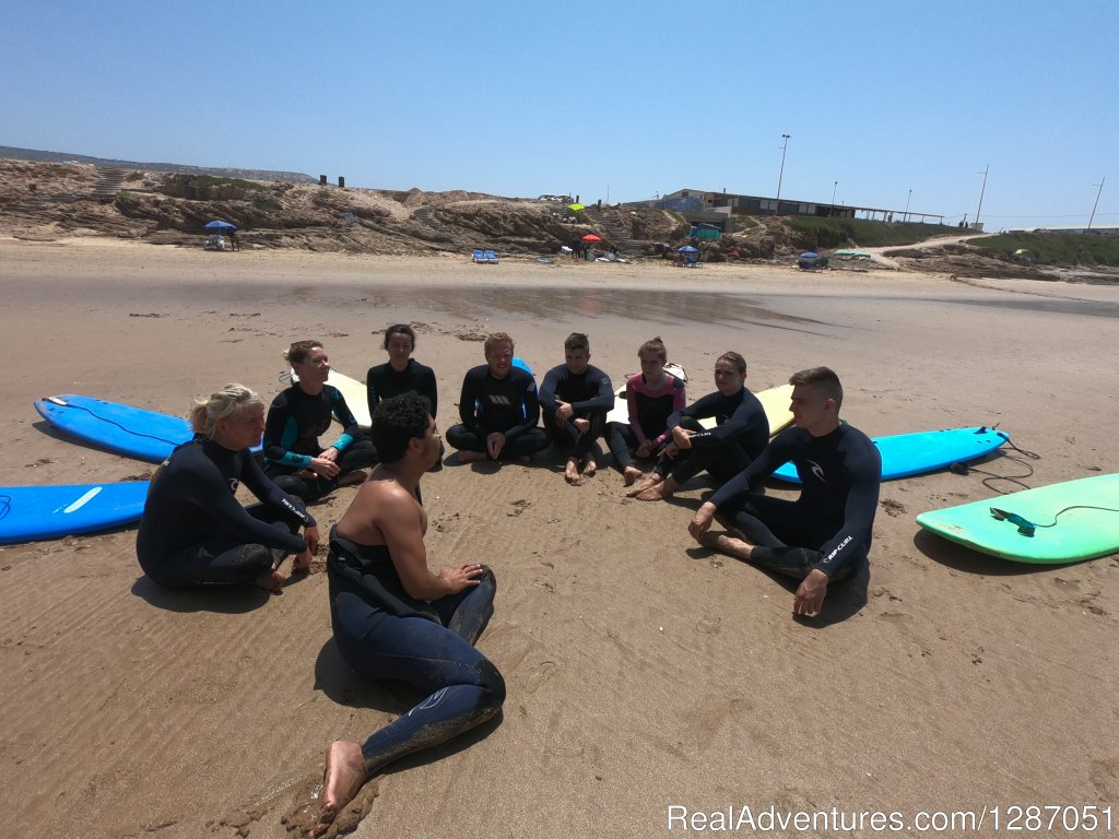 Surf Lessons with Local Surf Maroc | Image #9/9 | Local Surf Maroc - Surf, Yoga, Fitness Holidays
