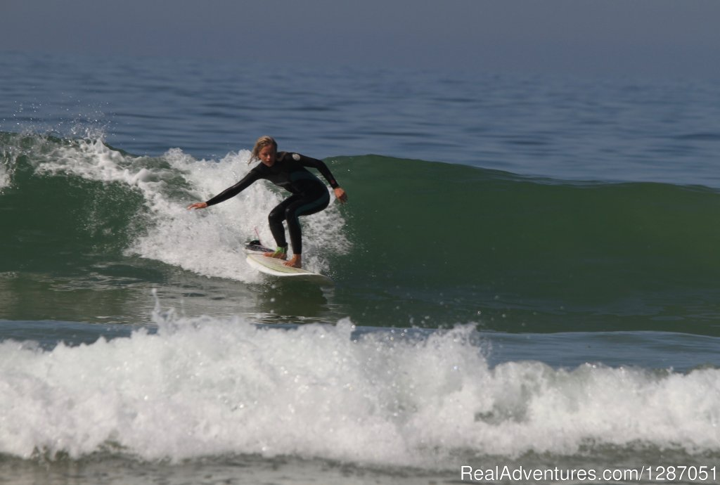Surf Lessons with Local Surf Maroc | Image #3/9 | Local Surf Maroc - Surf, Yoga, Fitness Holidays
