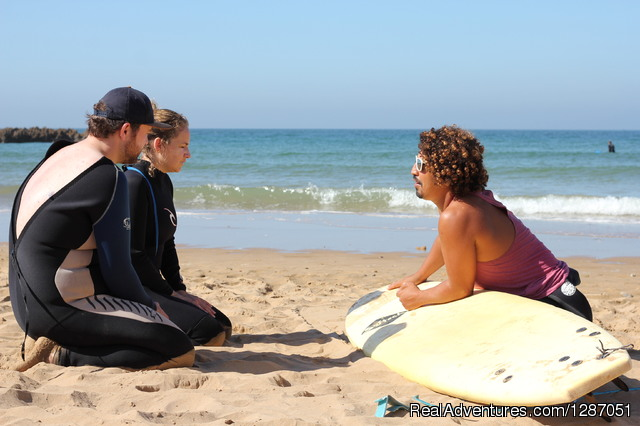 Local Surf Maroc - Surf, Yoga, Fitness Holidays Surfing Agadir city, Morocco