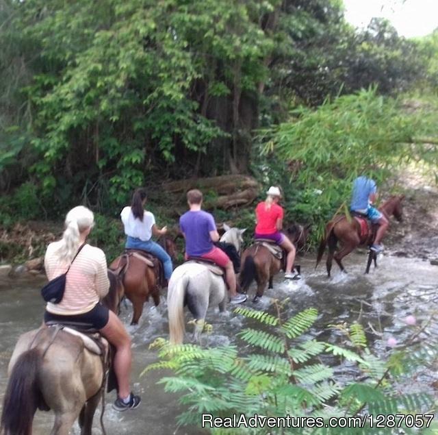 Horseback Riding Tours,Trinidad.Cuba