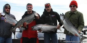 Alaskan Gamefisher Fishing Trips Soldotna, Alaska
