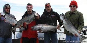 Alaskan Gamefisher Soldotna, Alaska Fishing Trips