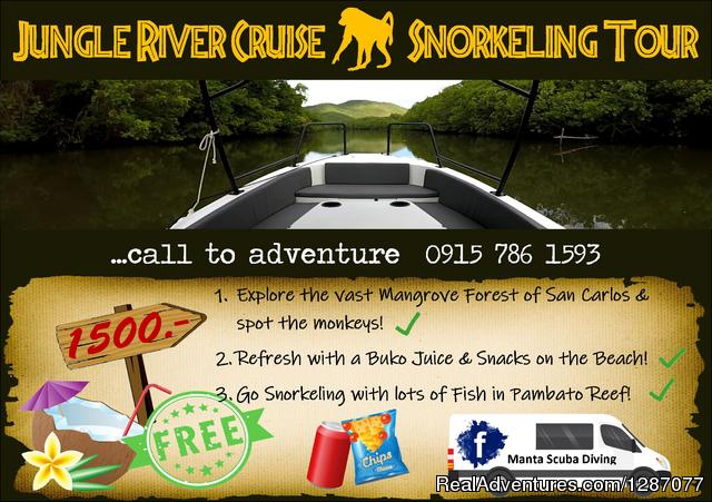 Jungle River Cruise Cruises Philippines, Philippines